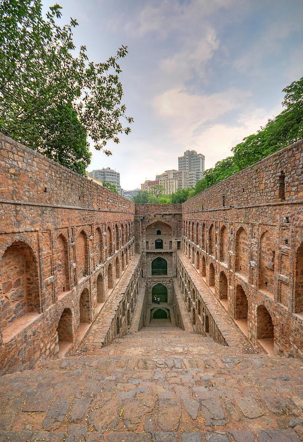 Agrasen Ki Baoli, New Delhi Photograph by Mukul Banerjee Photography