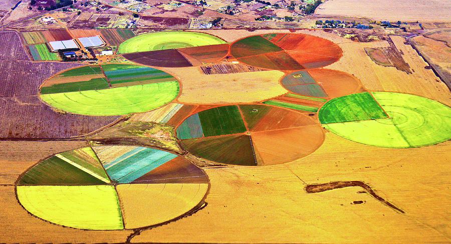 Agriculture Art Photograph by Ulrich Mueller