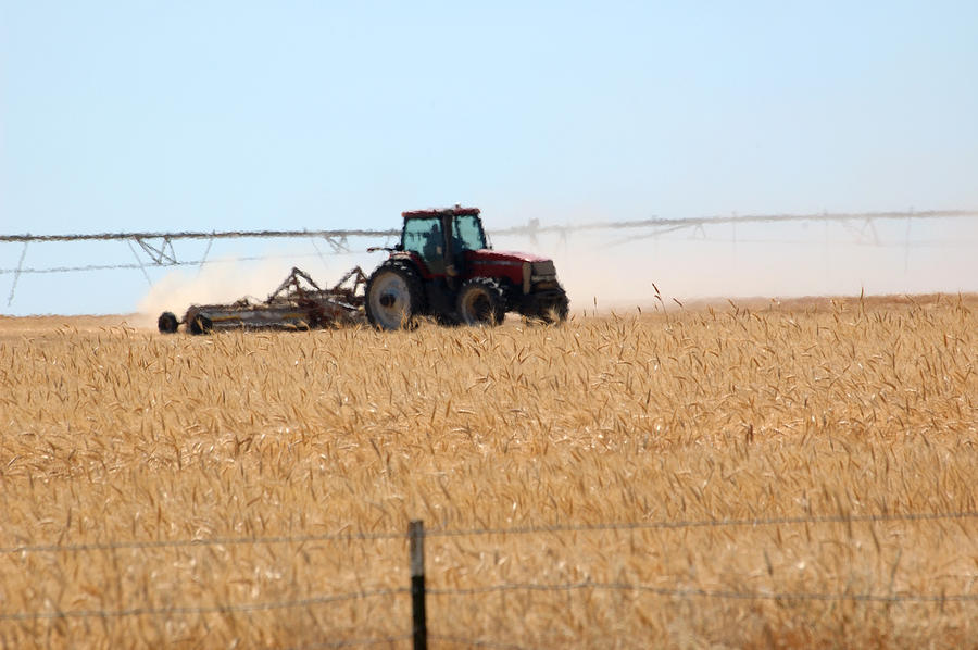 Agriculture In Southern Idaho  by Rob Huntley