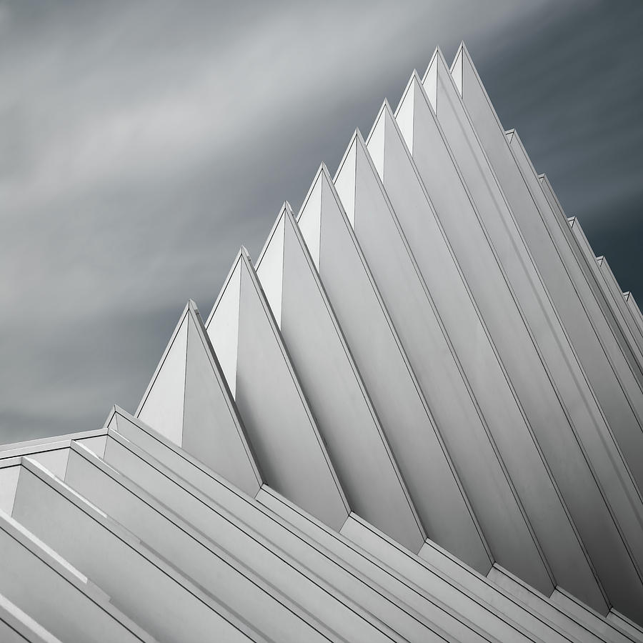Architecture Photograph - Agtama by Gilbert Claes