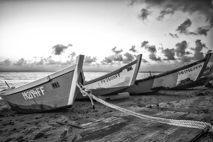 Aguadilla Boats Photograph