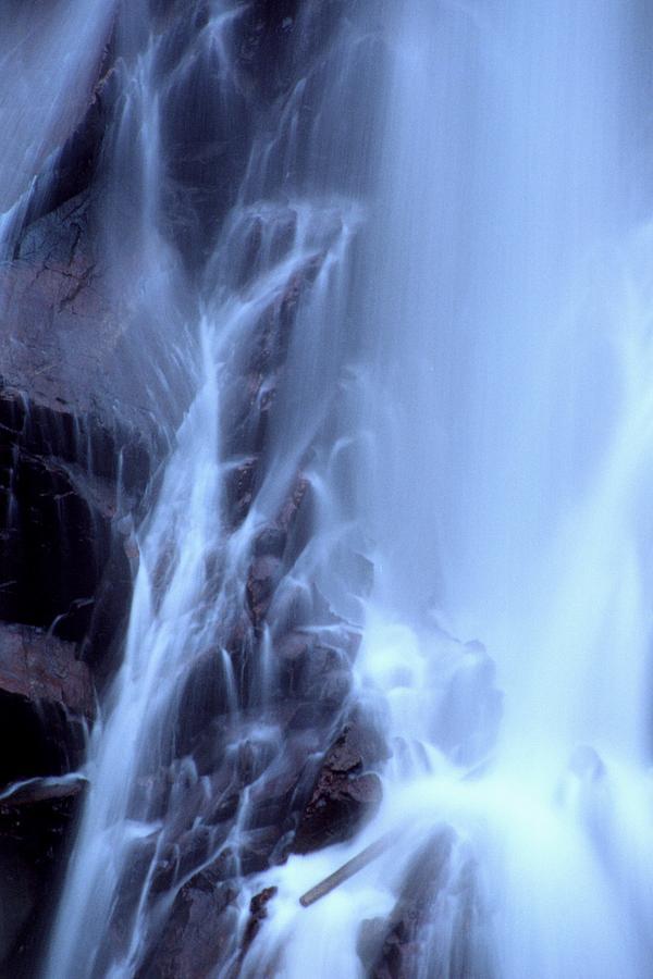 aguasabon falls by Jeremiah John McBride