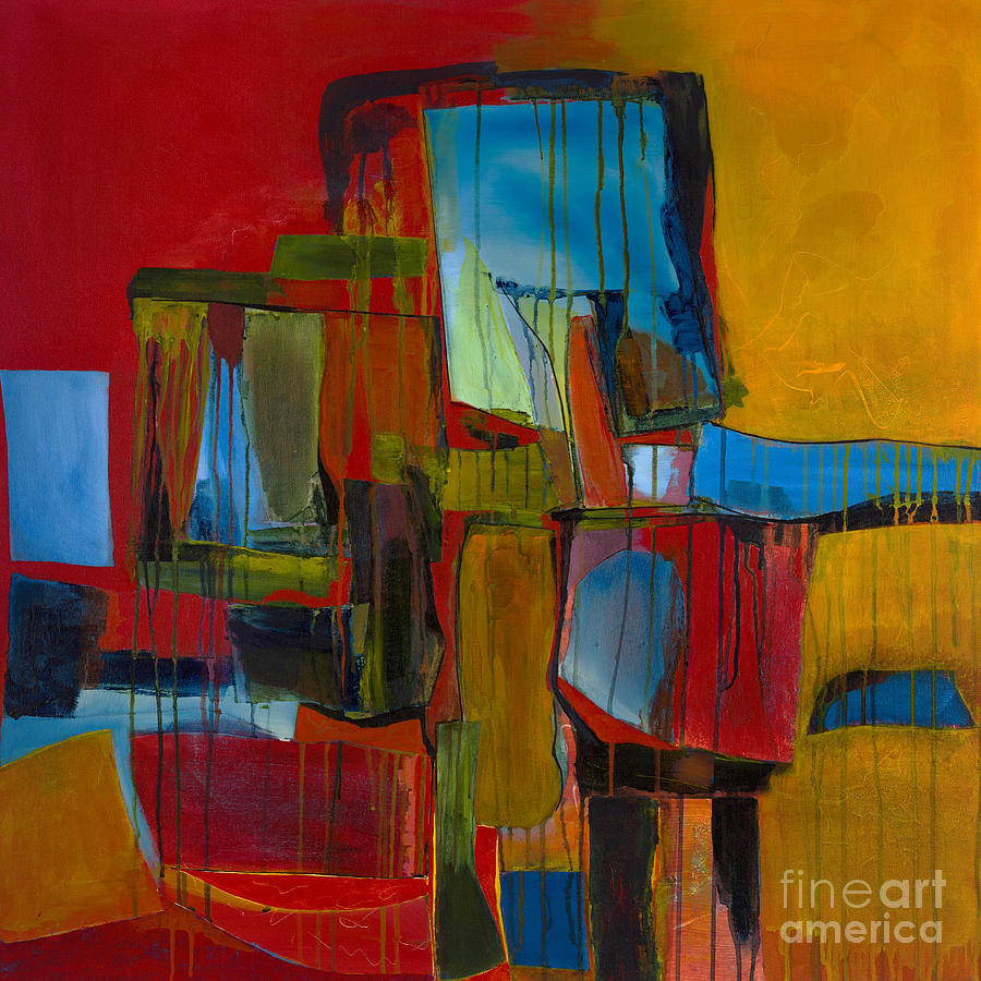 Abstract Painting - AI by Greg Davis