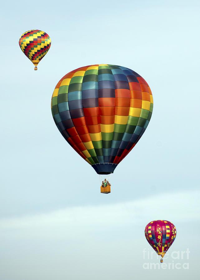 Air Balloons  0251 Photograph