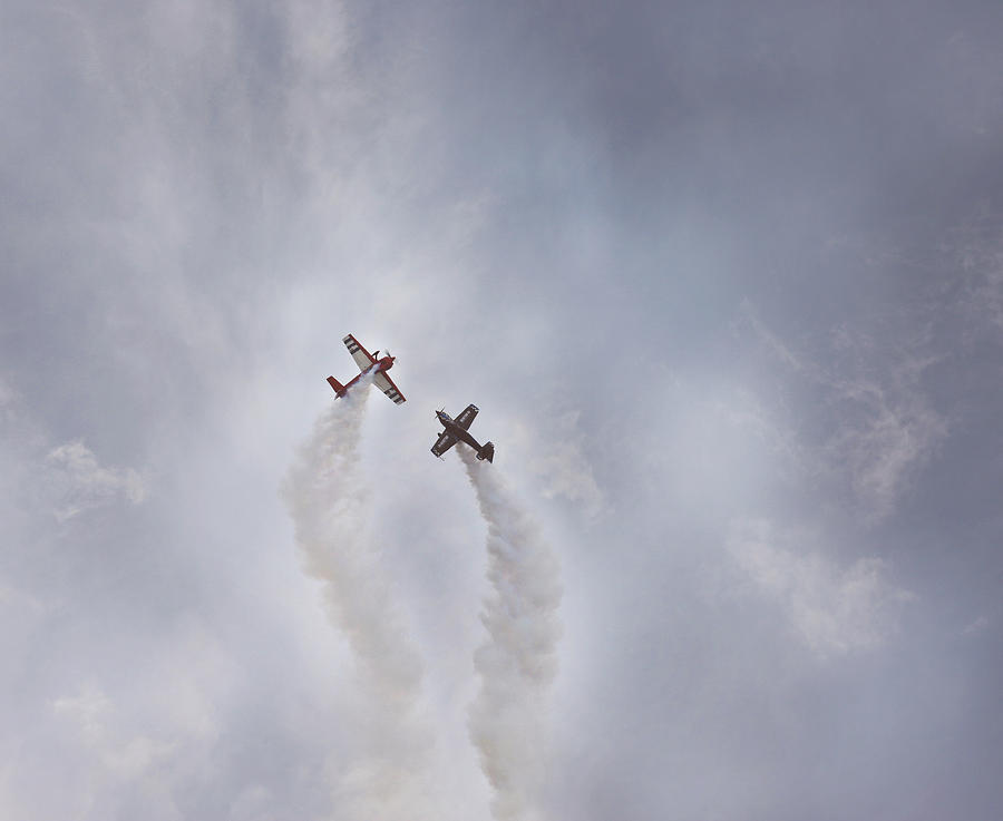 Air Shows Photograph - Air Show #3 by Pat Abbott
