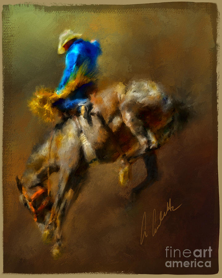AIRBORNE COWBOY by Andrea Auletta