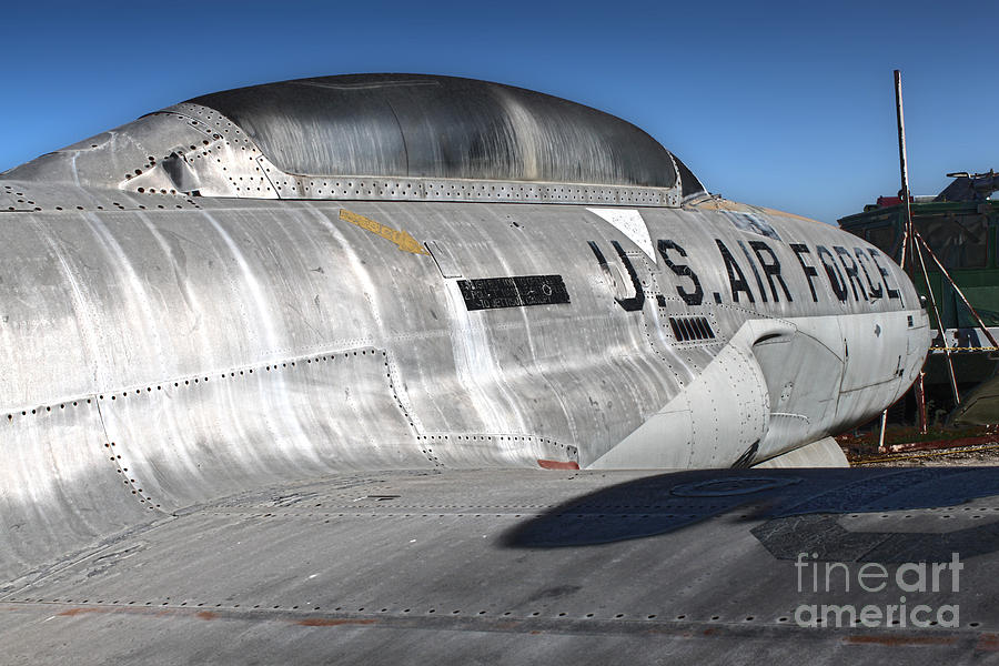 Airplanes Photograph - Airplane Graveyard - 04 by Gregory Dyer
