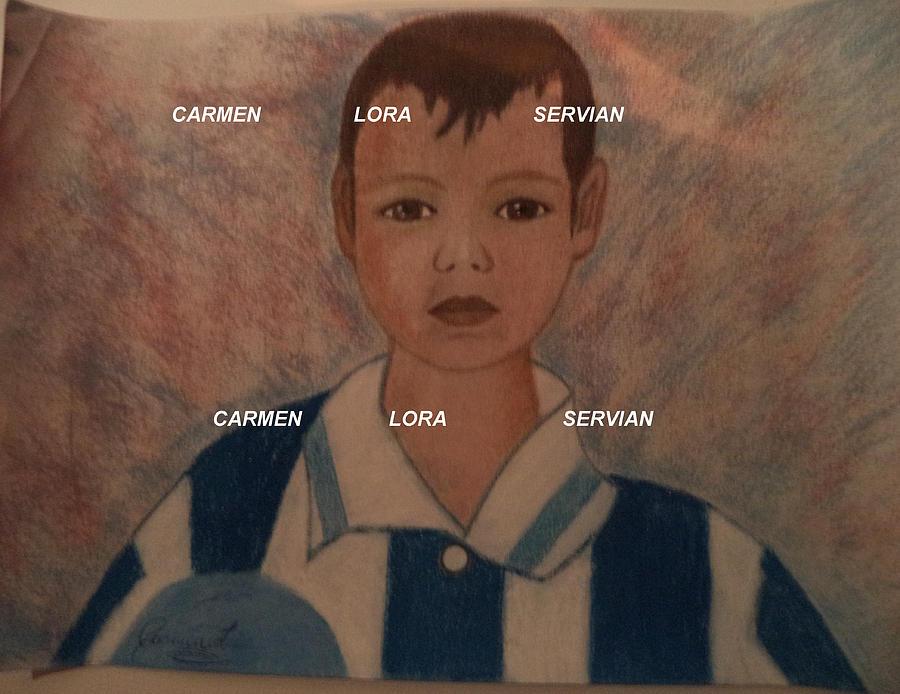 Aitor Pastel by Mary Carmen Lora Servian