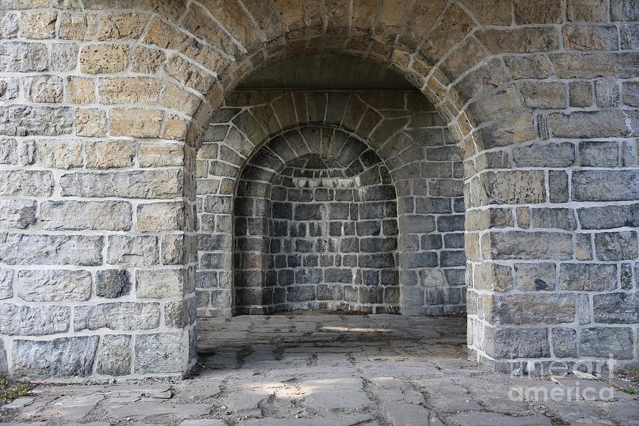 Akerhus Arches Photograph