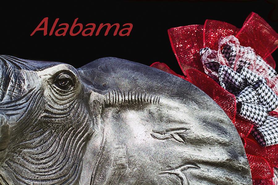 Alabama Football Photograph - Alabama by Kathy Clark