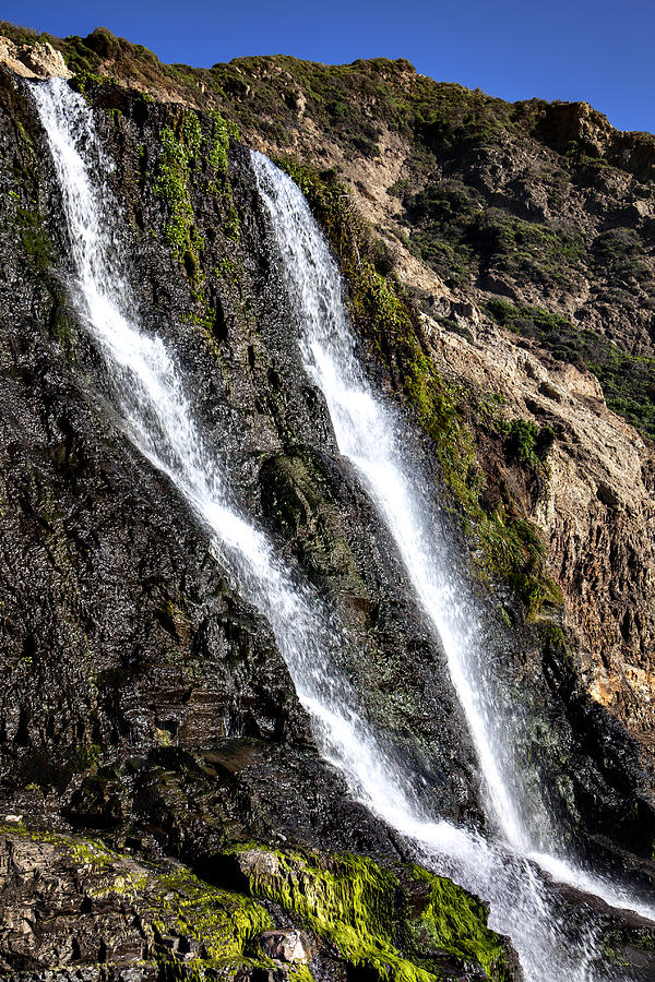 Alamere Falls Photograph - Alamere Falls Two by Garry Gay
