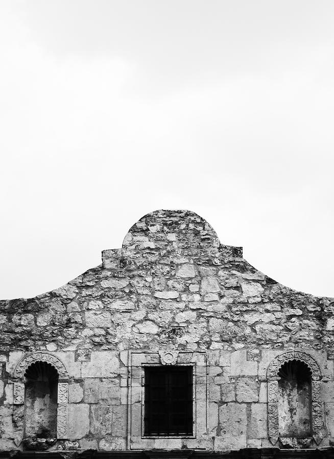 Alamo Photograph - Alamo 1 by John Gusky