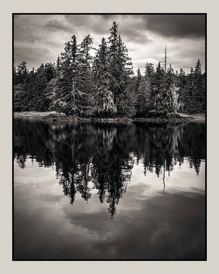 2013 Photograph - Alaska 2534 Warmbw by Deidre Elzer-Lento