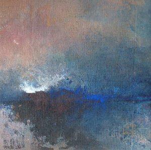 Horizon Painting - Alba Latina by Aiello Sergio