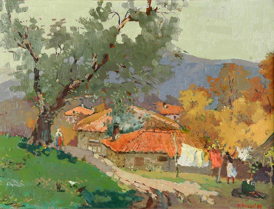 Albanian Artists Painting