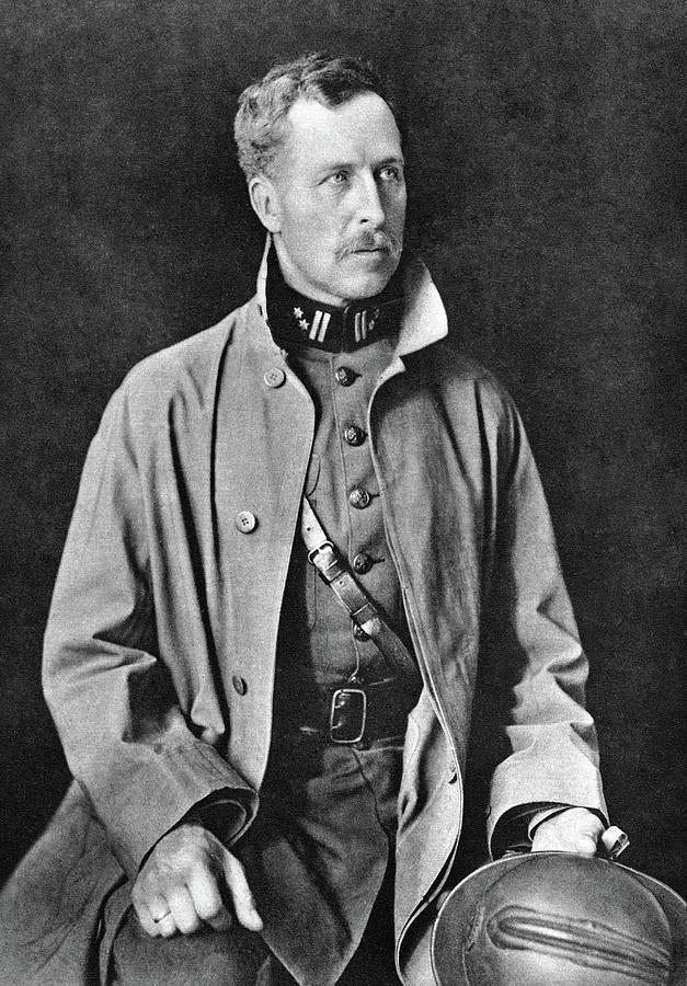 1915 Photograph - Albert I (1875-1934) by Granger