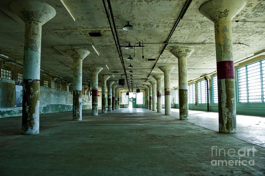 Alcatraz Photograph - Alcatraz 5 by Micah May