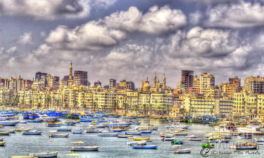 Alex Photograph by Hossam ElDin  Mostafa