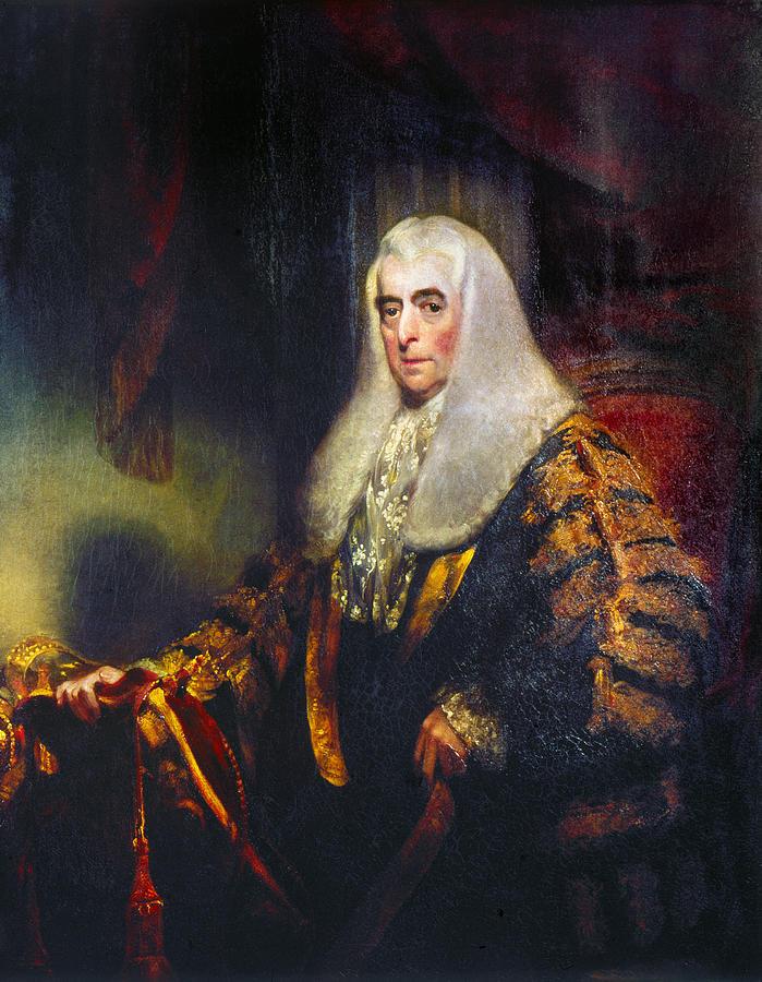 1785 Painting - Alexander Wedderburn(1733-1805) by Granger