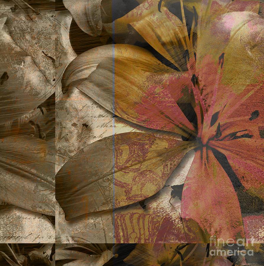 Alexia Iv Mixed Media by Yanni Theodorou