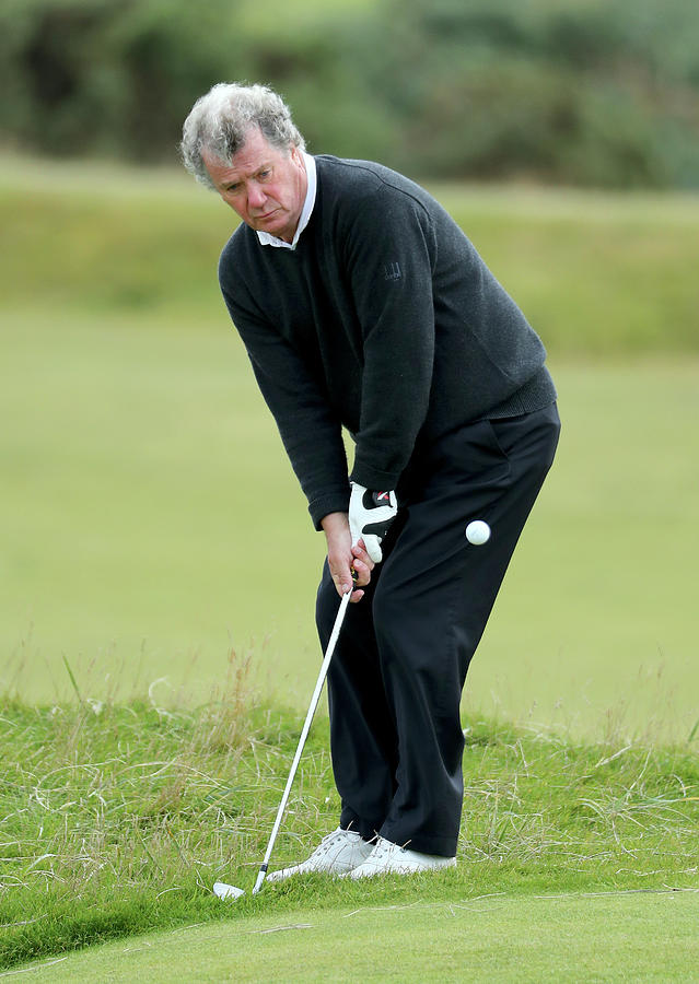 Alfred Dunhill Links Championship - Day Photograph by Richard Heathcote