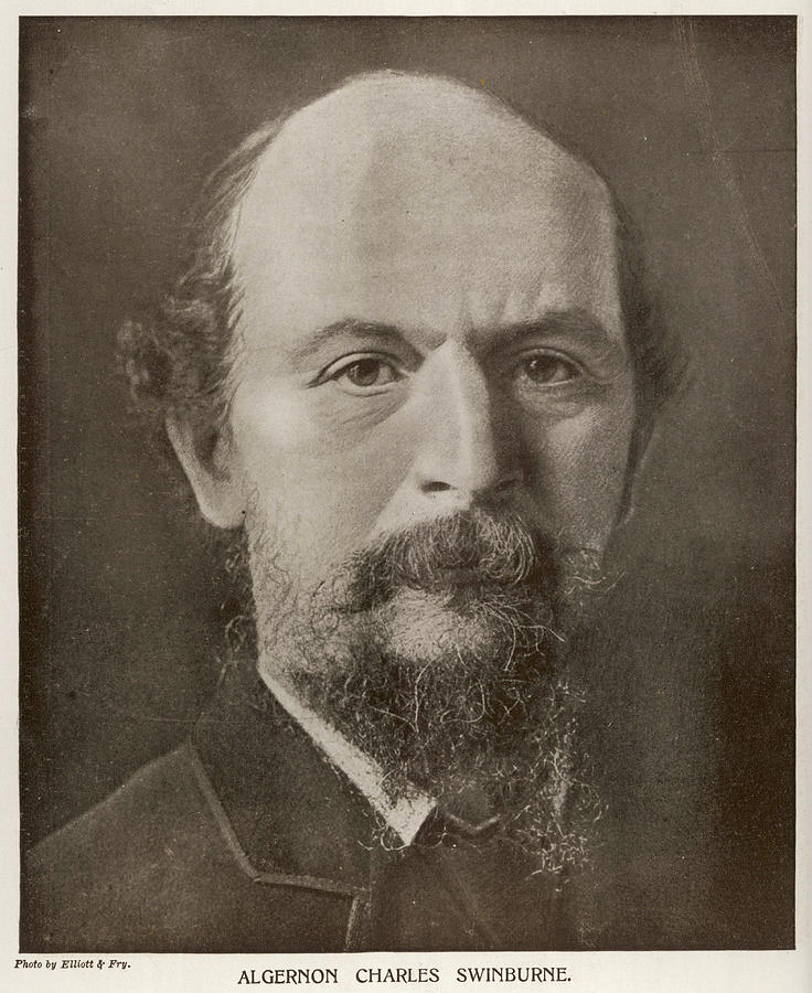 Algernon Charles Swinburne photo #8934