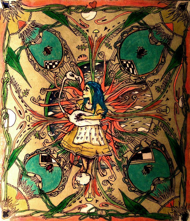Image result for alice mandala