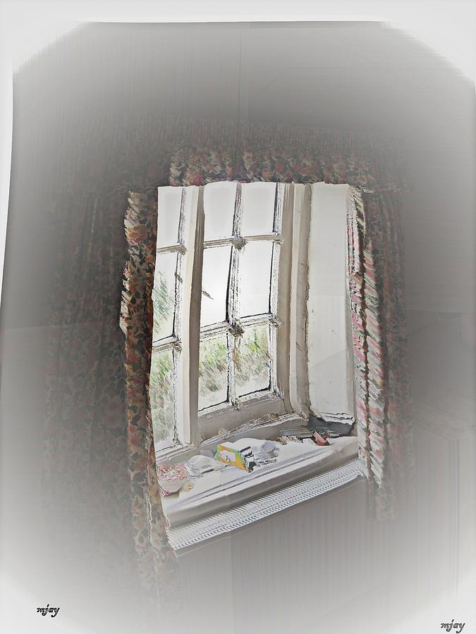 Alices Window Photograph by Martin Jay