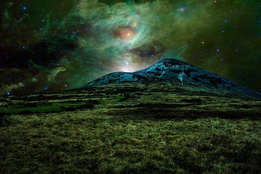 Fantasy Photograph - Alien World by Semmick Photo