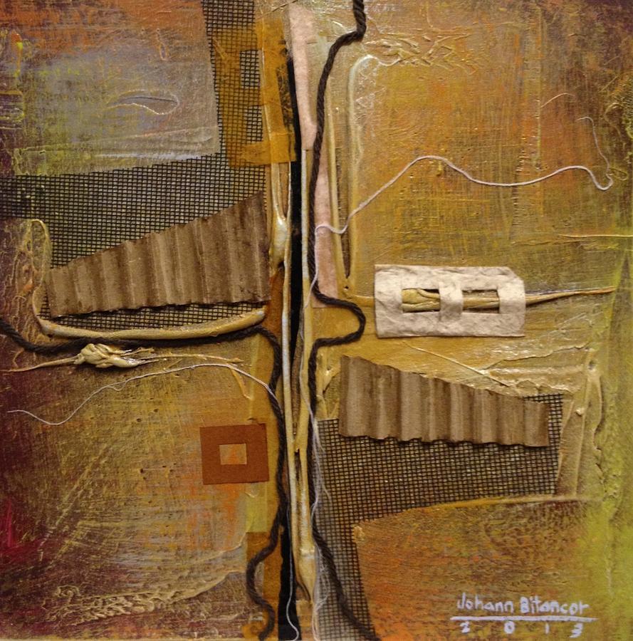 Alki Point 10 Mixed Media by Jose Johann Bitancor