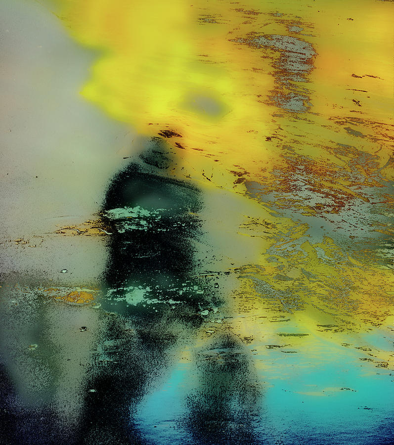 Abstract Photograph - All Paths Lead To You by Shenshen Dou