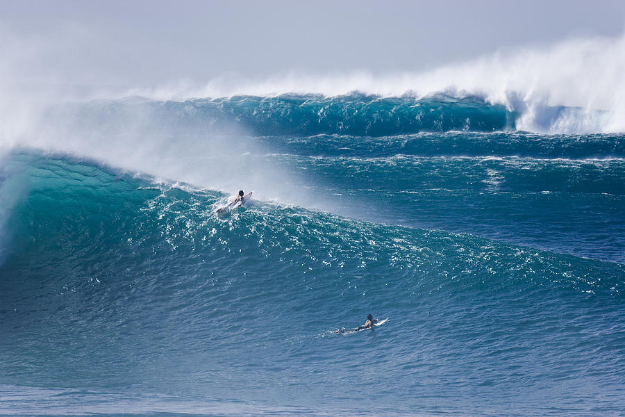Waves Photograph - All Pistons Firing. by Sean Davey