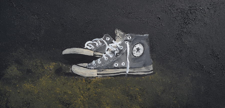 Simple Painting - All Stars by Sara Gardner