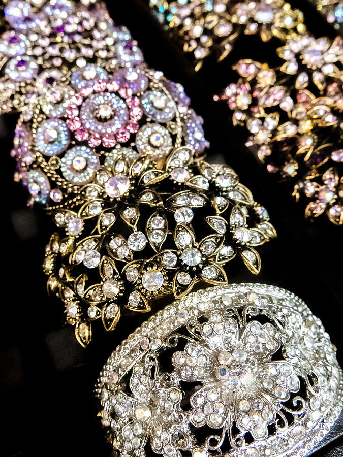 Bling Photograph - All That Glitters by Caitlyn  Grasso