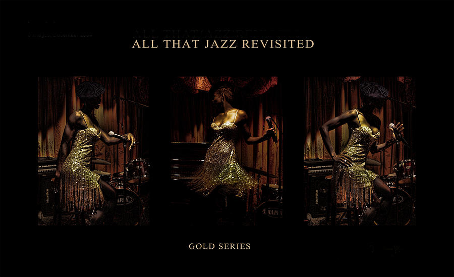 New Orleans Photograph - All That Jazz Revisited by Jerome Holmes