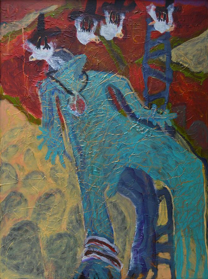 Allmarine Painting by Nancy Mauerman