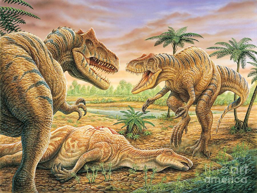 Phone dinosaur wallpaper