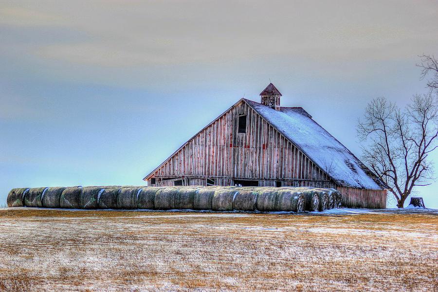Barn Photograph - Allurement by Thomas Danilovich