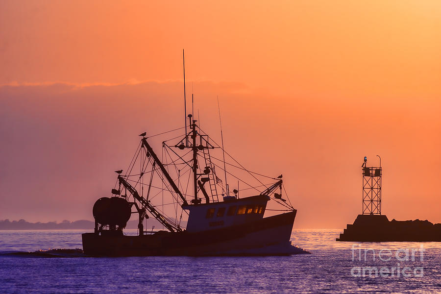 Atlantic Photograph - Almost Home by Joe Geraci