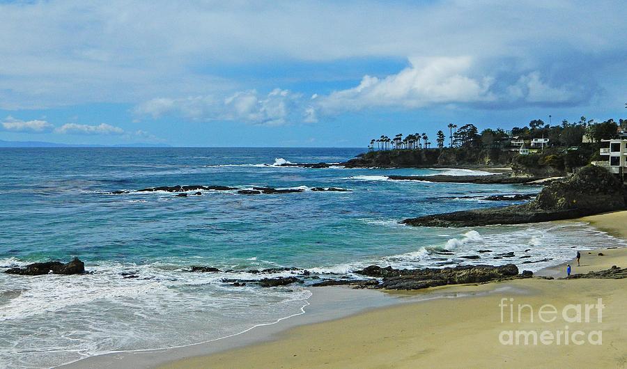 Laguna Beach Photograph - Almost Summer by Everette McMahan jr