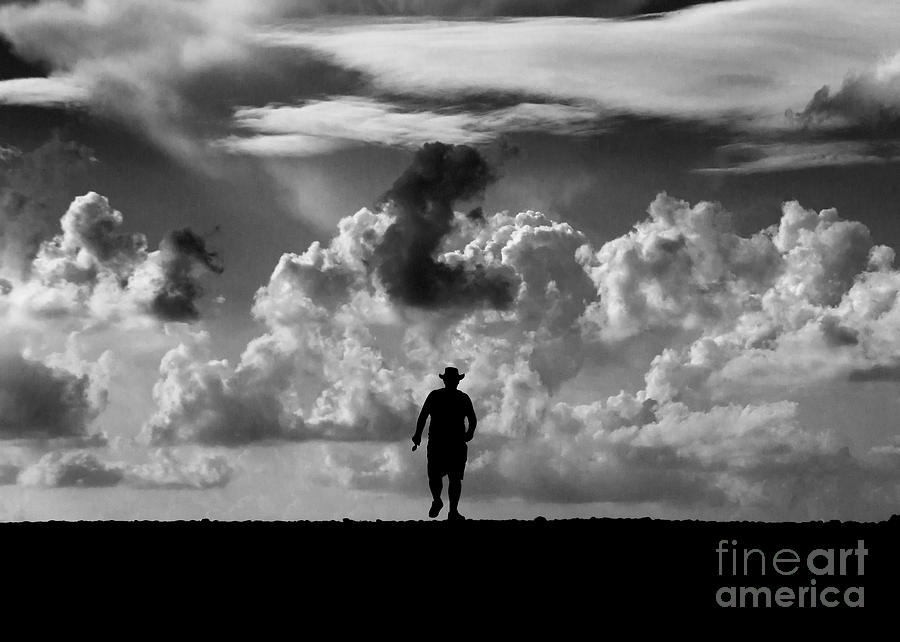 Active Photograph - Alone by Stelios Kleanthous
