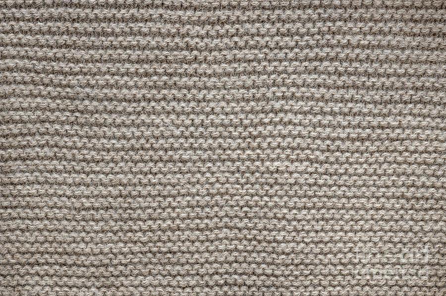 Knitting Texture Drawing : Alpaca wool knit texture photograph by elena elisseeva