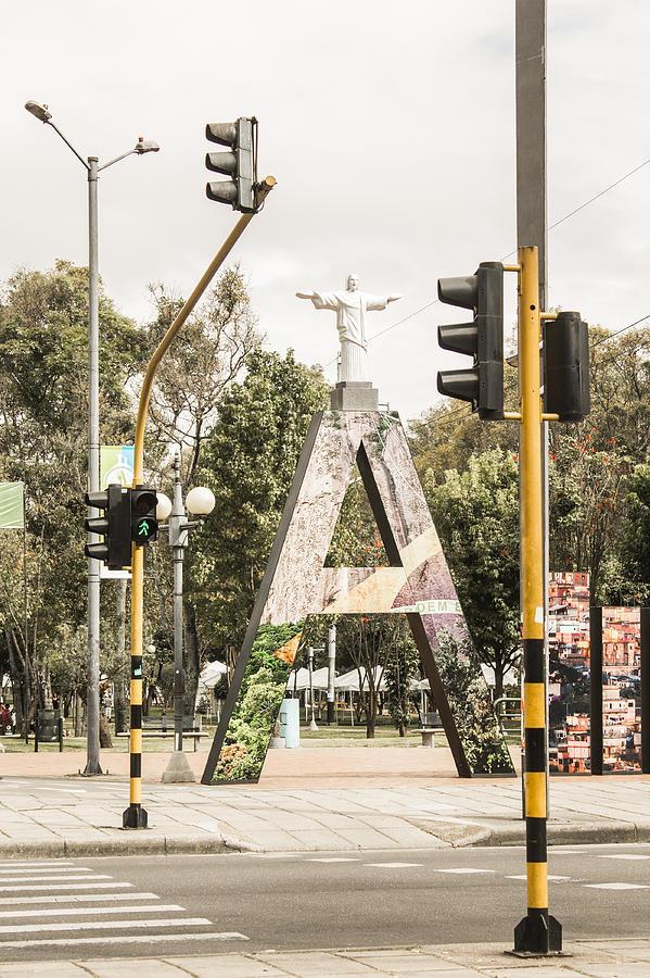 Alpha Photograph - Alpha by Tony Maduro