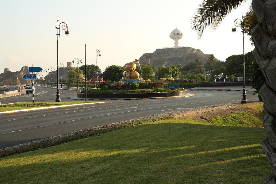 Alriyam Park - Oman Photograph by Ibrahim Albalushi