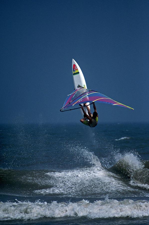 Surf Photograph - Alt Delete  by Skip Willits