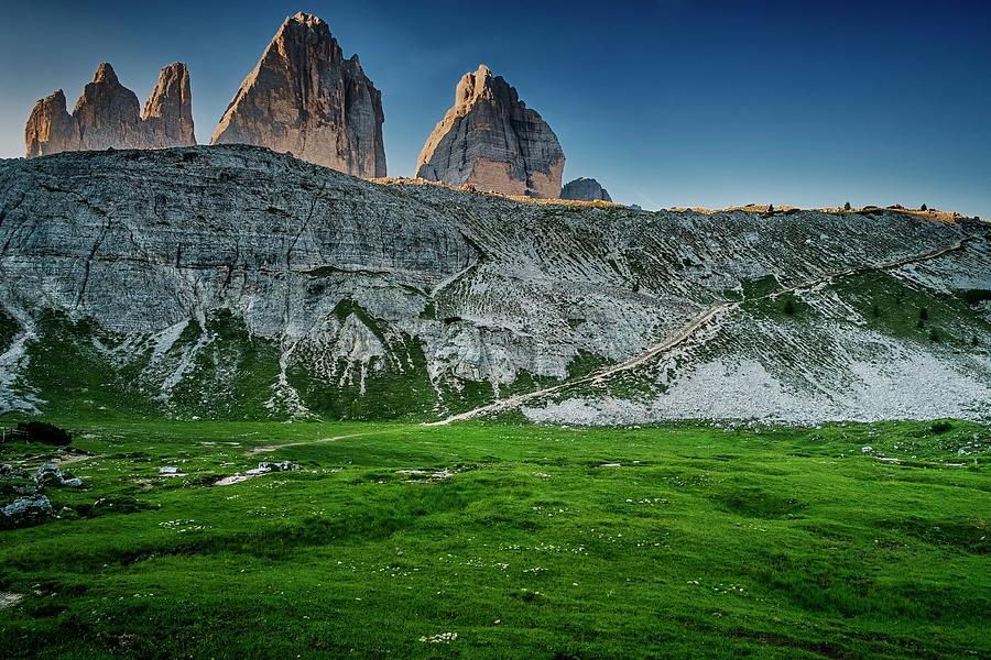 Alta Via Delle Dolomiti N. 4 Photograph by Gabriele Rodriquez Photographer