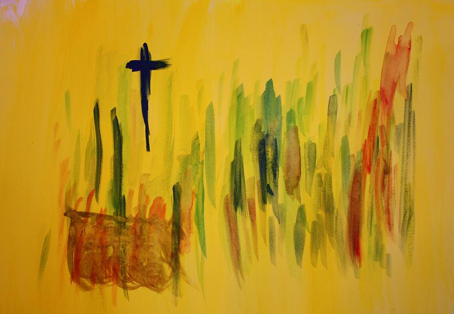 Christian Painting - Altar by Tom Atkins
