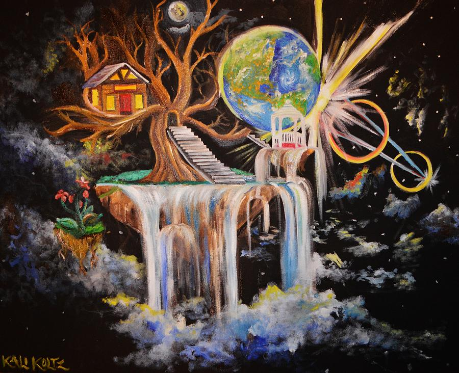 alternate universe paintings fine art america