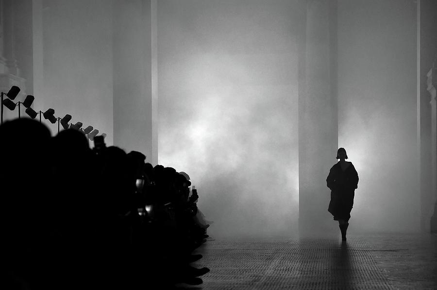Alternative Views - Paris Fashion Week Photograph by Pascal Le Segretain