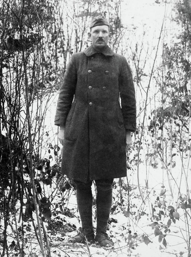 1918 Photograph - Alvin C by Granger